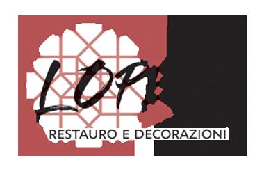 Lopera – Restauro e decorazioni Logo